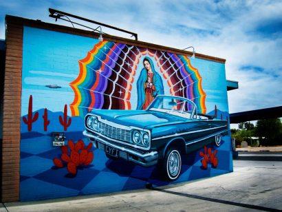 Tucson Graffiti Removal Program